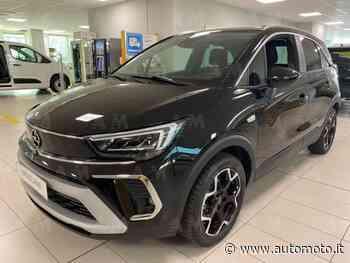 Vendo Opel Crossland 1.2 12V Start&Stop Elegance nuova a Cantu', Como (codice 8894208) - Automoto.it - Automoto.it