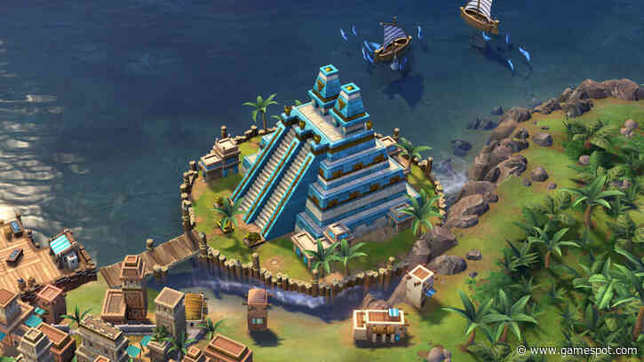Civilization 6 Update Rebalances For Frontier Pass Additions, Adds New Units