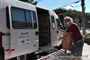 BiblioVAN traz música e literatura à Nova Hartz - Jornal Repercussão