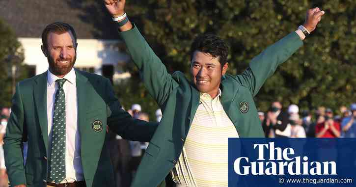 Hideki Matsuyama hopes his Masters win inspires young golfers in Japan