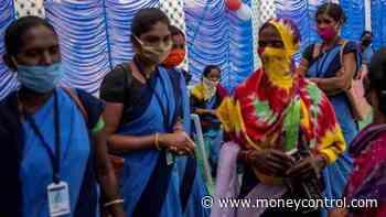 Coronavirus News Highlights: Rajasthan on Monday recorded 5,771 fresh COVID-19 cases - Moneycontrol