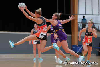GIANTS Netball v Queensland Firebirds – Preseason match Netball Central - Netball Scoop