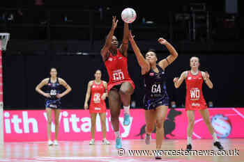 Vitality Netball SuperLeague: Severn Stars 34 Saracens Mavericks 54 | Worcester News - Worcester News