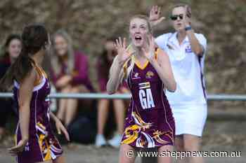 Under 17 GVL netball wrap round two - Shepparton News