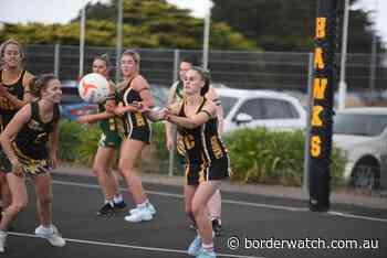 Mid South Eastern Netball Association Round 1 results - The Border Watch