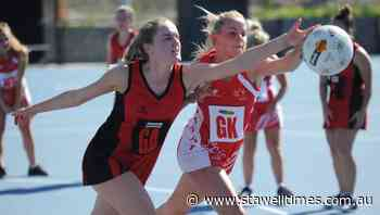 NETBALL FOCUS: Stawell A Grade coach Courtney McIlvride leading the way - The Stawell Times-News