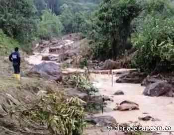 Emergencia en Putumayo: Fuertes lluvias dejan más de 16.000 afectados en Villagarzón - Diario del Sur