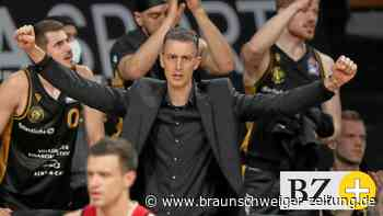 """Braunschweigs Trainer Strobl: """"Wir sind zum Gewinnen gekommen"""""""