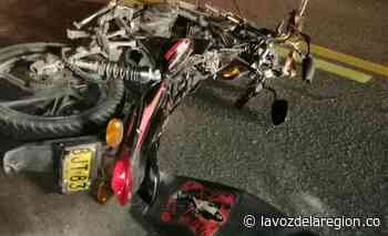 Murió motociclista al colisionar contra una tractomula en Suaza - Huila