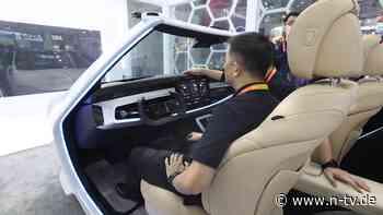 Wegen anhaltender US-Sanktionen: Huawei setzt auf selbstfahrende Autos