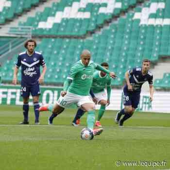 Wahbi Khazri, de banni à héros de l'AS Saint-Étienne - L'Équipe.fr