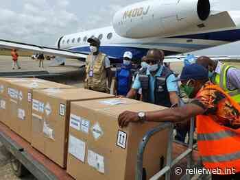 Sierra Leone receives initial Ebola vaccine supply to bolster prevention - Sierra Leone - ReliefWeb