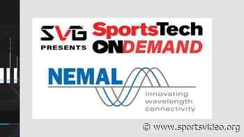 SVG SportsTech On Demand: Nemal Electronics' Benjamin Nemser on the Importance of Improved Cabling - Sports Video Group