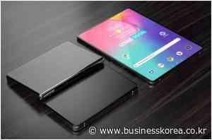 Samsung Electronics May Develop Foldable Tablet PCs - BusinessKorea