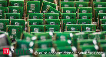 Chip shortage hits global manufacturing; electronics cos affected - ETAuto.com
