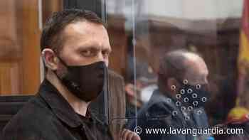 Igor el Ruso llega a la Audiencia de Teruel entre máximas medidas de seguridad - La Vanguardia