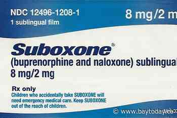 Police warn of recent theft of 50 2mg tablets of Suboxone