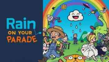 Rain On Your Parade Review (Xbox One) - Rain Supreme | Finger Guns