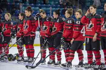 Canadian women's hockey team to open selection camp in Nova Scotia