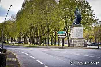 VIDÉO. À Reims, le boulevard Vasnier en chantier pour 4 mois - L'Union