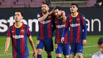 Barcelona topple Real Madrid from summit of Forbes' Football Rich List