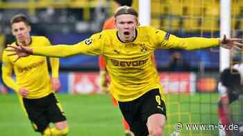 Dortmund will keinen Transfer: Was der BVB will, missfällt Haalands Berater