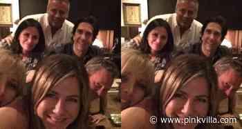 Friends Reunion: Jennifer Aniston, Courteney Cox, David Schwimmer & cast wrap up shoot; See latest photo - PINKVILLA
