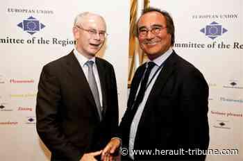 SETE - Le maire de Sète François Commeinhes rencontre le président du Conseil européen - Hérault-Tribune