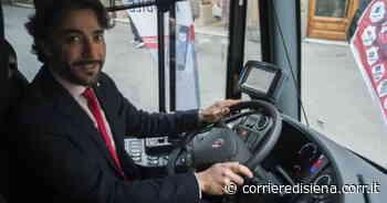 """Siena, Massimiliano Dindalini: """"Con la zona arancione più autobus per Tiemme. Aspettiamo il Consiglio di Stato per la gara tpl"""" - Corriere di Siena"""