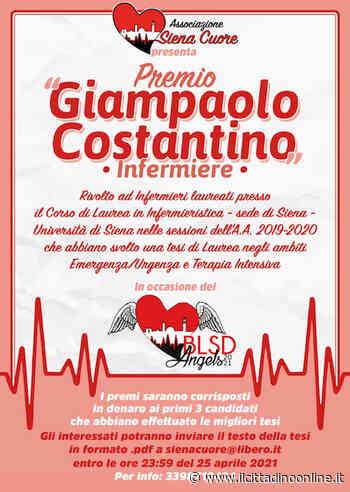 Siena Cuore: il premio Blsd Angel intestato a Giampaolo Costantino - Il Cittadino on line