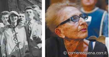 Rosanna Bonelli, la storia della vera ragazza del Palio di Siena - Corriere di Siena