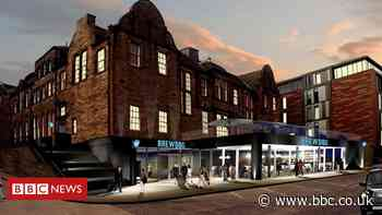 Brewdog reveals plans for beer-themed hotel in Edinburgh