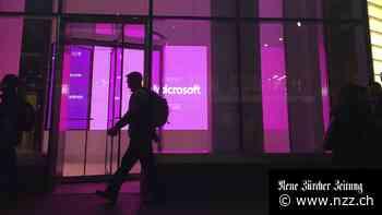 20 Milliarden Dollar für den Paradigmenwechsel im Gesundheitswesen: Microsoft kauft Nuance