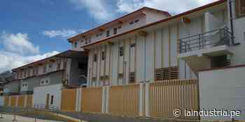 Hospital de Santiago Chuco comenzará a funcionar a fines de abril - La Industria.pe