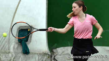 Tennis: a Legnaro neppure la pioggia ferma il padovano Trombin ma il maltempo condiziona gli altri tornei - PadovaOggi