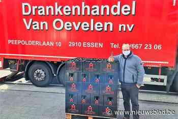 Essens burgemeester Van Tichelt krijgt eigen bier