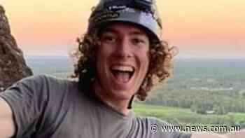 Friends, family pay tribute to Peter Garlick after fatal rock climbing accident - NEWS.com.au