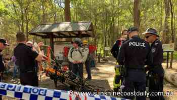 Young man dies in 'harrowing' rock climbing incident - Sunshine Coast Daily