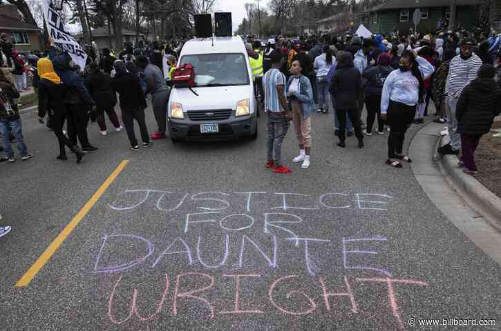 Ariana Grande, Olivia Rodrigo & More Seek Justice for Daunte Wright After Minnesota Police Fatal Shooting