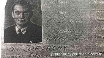 Villers-lès-Roye: un Allemand toujours sur les traces de son père picard - Courrier picard