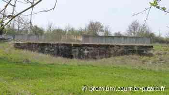 Un bunker en brique à vendre entre Montdidier et Roye - Courrier picard