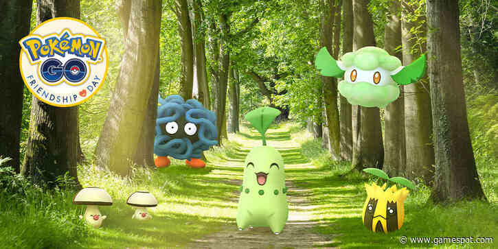 Pokemon Go Friendship Day Event Set For April 24