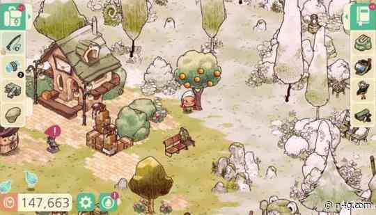 Cozy Grove Review | TheXboxHub