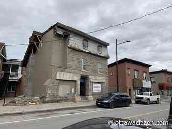 Architect owner of Magee House fights for papers as regulator notes concerns over partial collapse