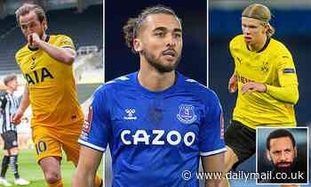 Rio Ferdinand - Everton's Dominic Calvert-Lewin would be a 'fantastic' signing for Manchester United