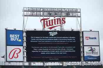 Twins, Wolves, Wild Postpone Games Following Police Shooting