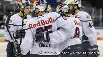 DEL: EHC München dominiert Topspiel in Bremerhaven