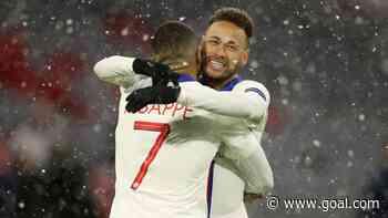 'He is our golden boy' - Neymar lavishes praise on PSG team-mate Mbappe
