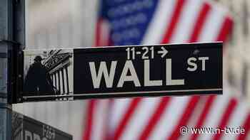 Dow-Jones lässt Federn: Wall Street legt nach Rekordjagd Pause ein