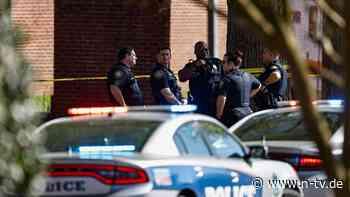 Polizei meldet mehrere Opfer: Schüsse an US-Highschool in Tennessee